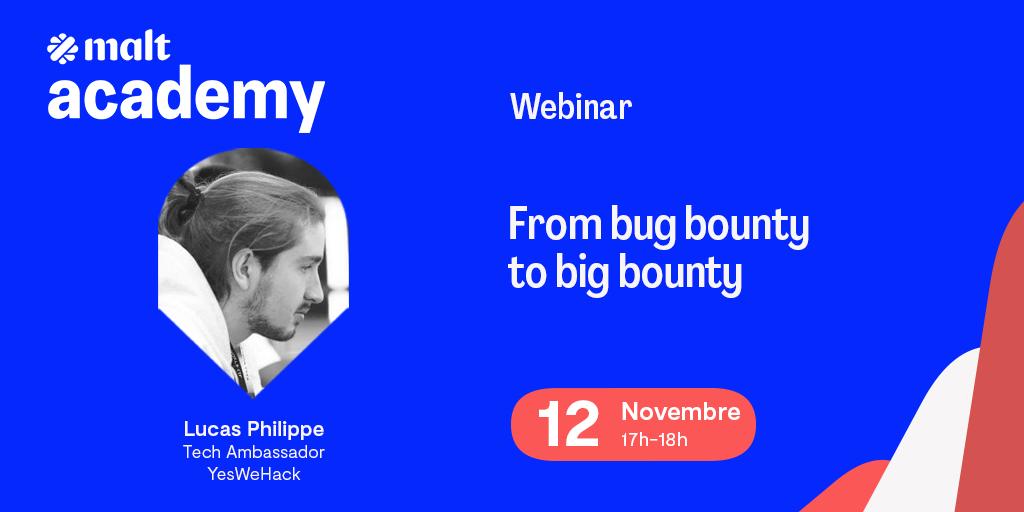 From Bug Bounty to Big Bounty - YesWeHack