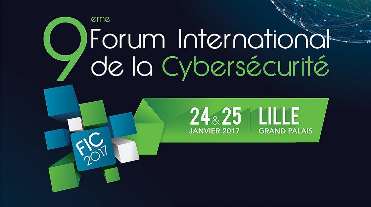 9eme forum international de la cybersecurité - FIC