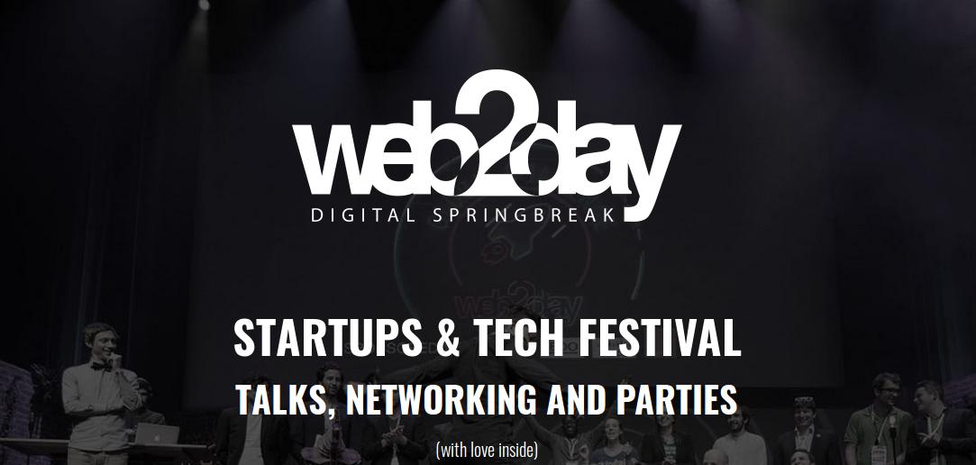 web2day digital springbreak