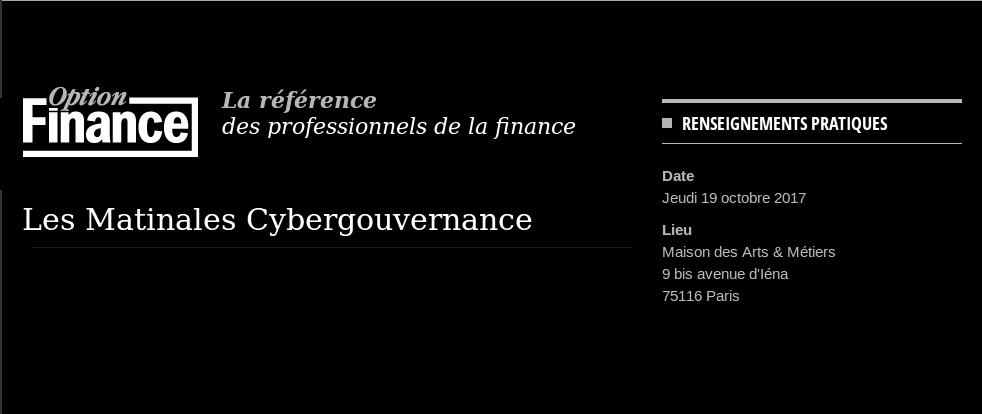 option finance la référence des professionnels de la finance