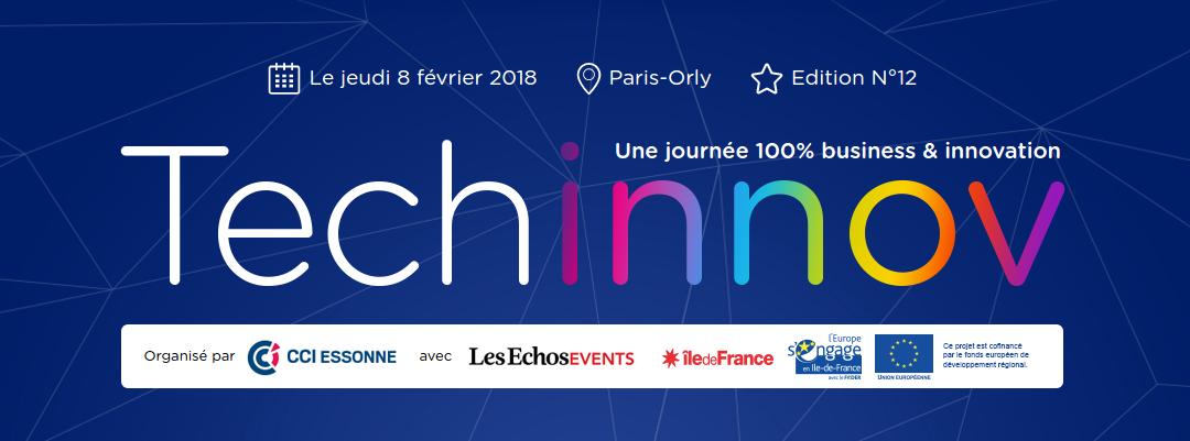 YesWeHack sélectionné pour Techinnov 2018