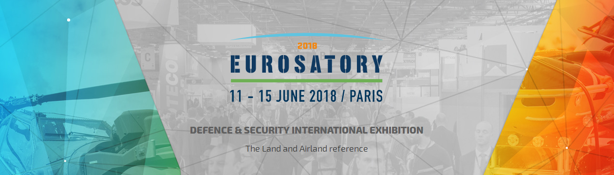 YesWeHack to attend Eurosatory 2018