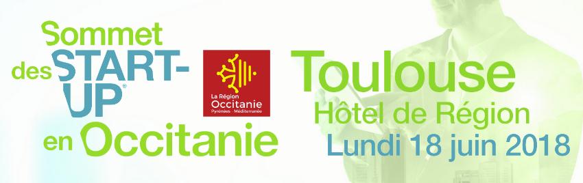 sommet des startups en occitanie - toulouse juin 2018