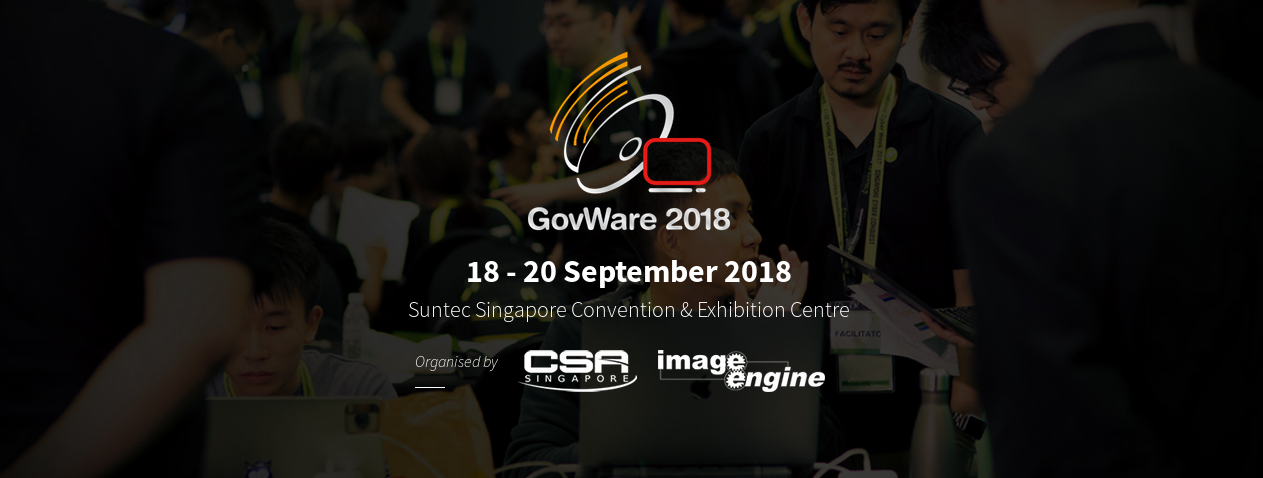 YesWeHack will be at GovWare 2018 > Booth L17