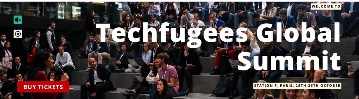 Techfugees Summit - YesWeHack