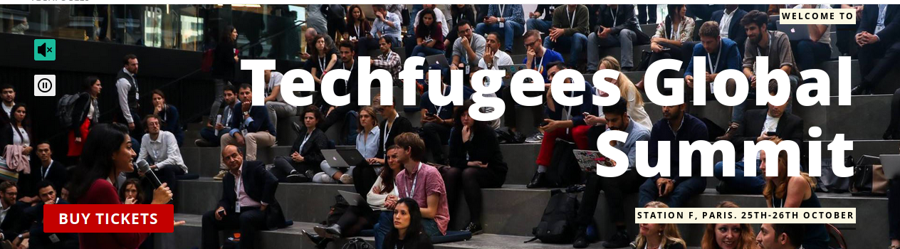 Data protection workshop within Techfugees Summit