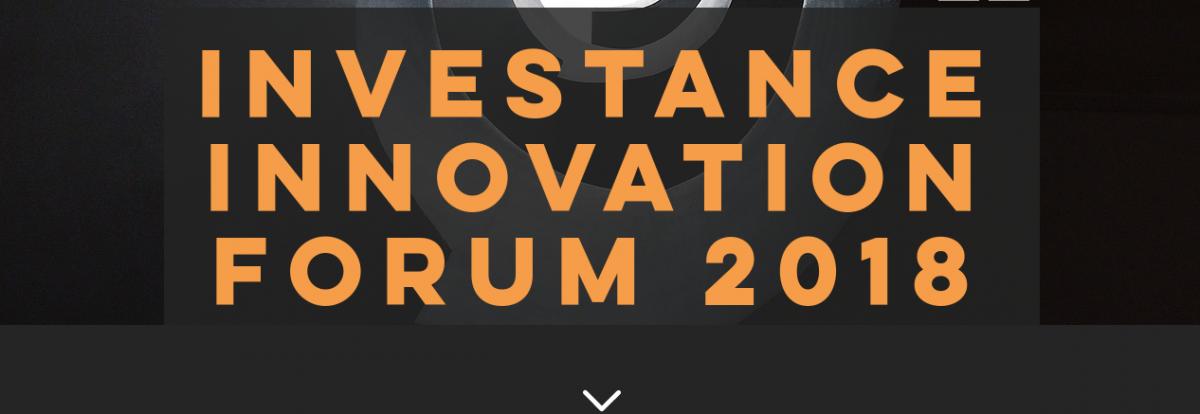 investsance innovation forum 2018