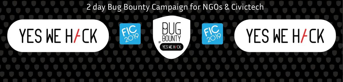 2days bug bounty campaign for NGOs & civitech