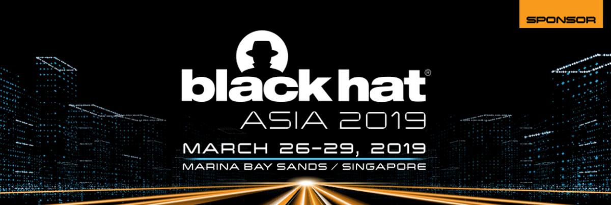 BlackHat Asia 2019