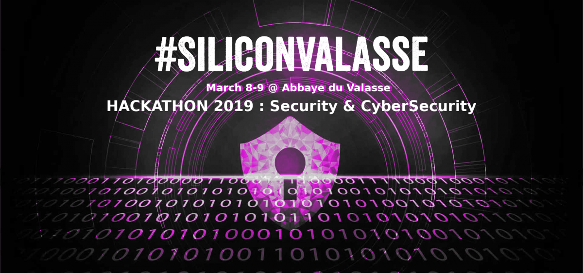YesWeHack developpers support SiliconValasse Hackathon : Security & CyberSecurity