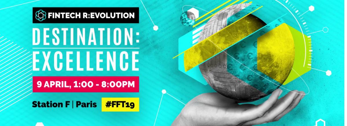 destination excellence fintech revolution station F