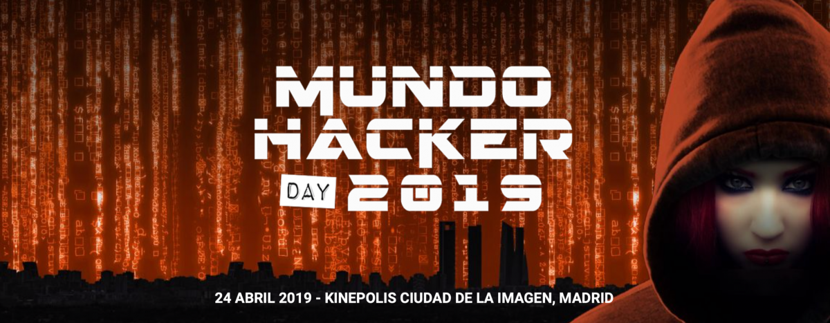 YesWeHack at Mundo Hacker Day in Madrid