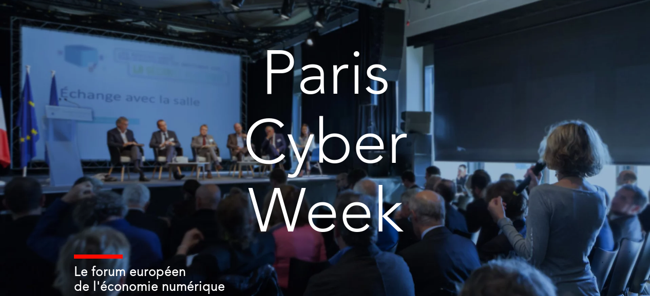 YesWeHack at the Paris Cyber Week