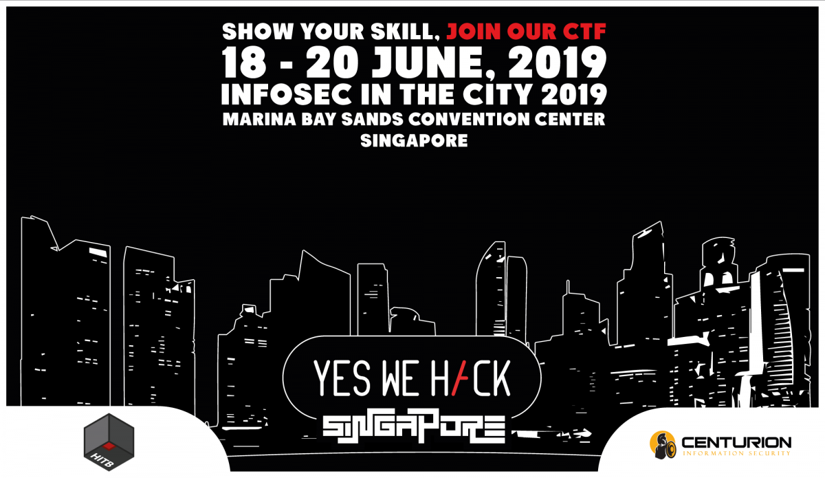CTF YesWeHack Singapore