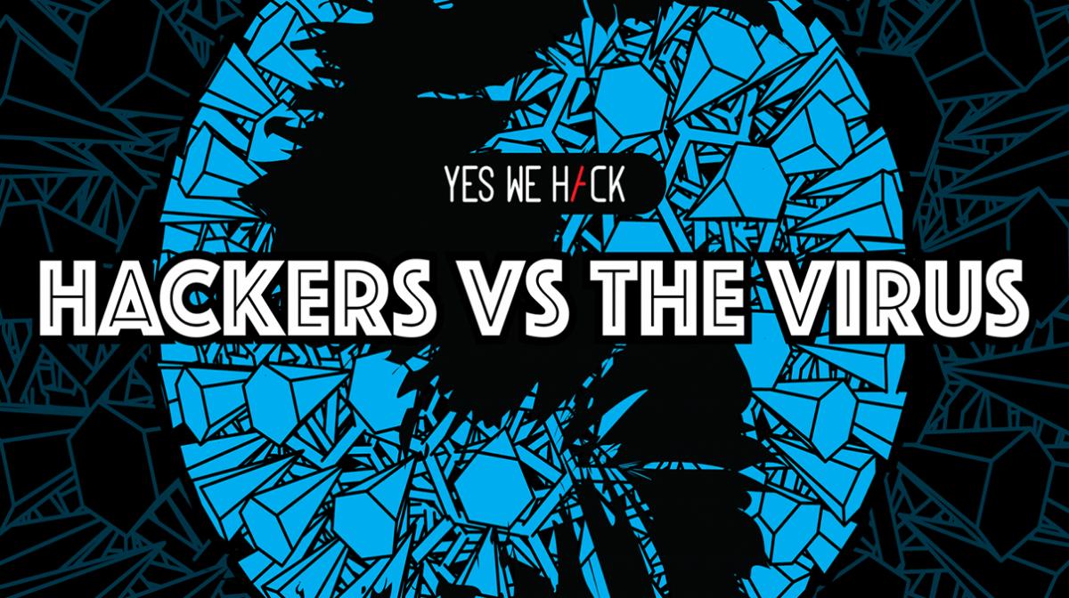 yeswehack - hacker vs the virus