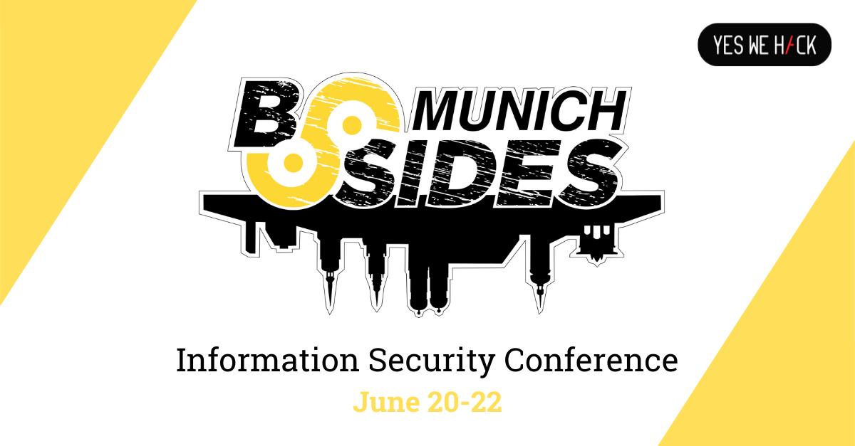 BSides Munich on 22 june 2021