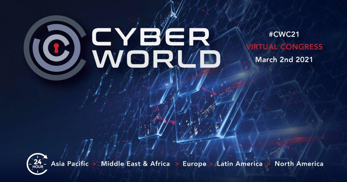cyberworld virtual congress in 2021