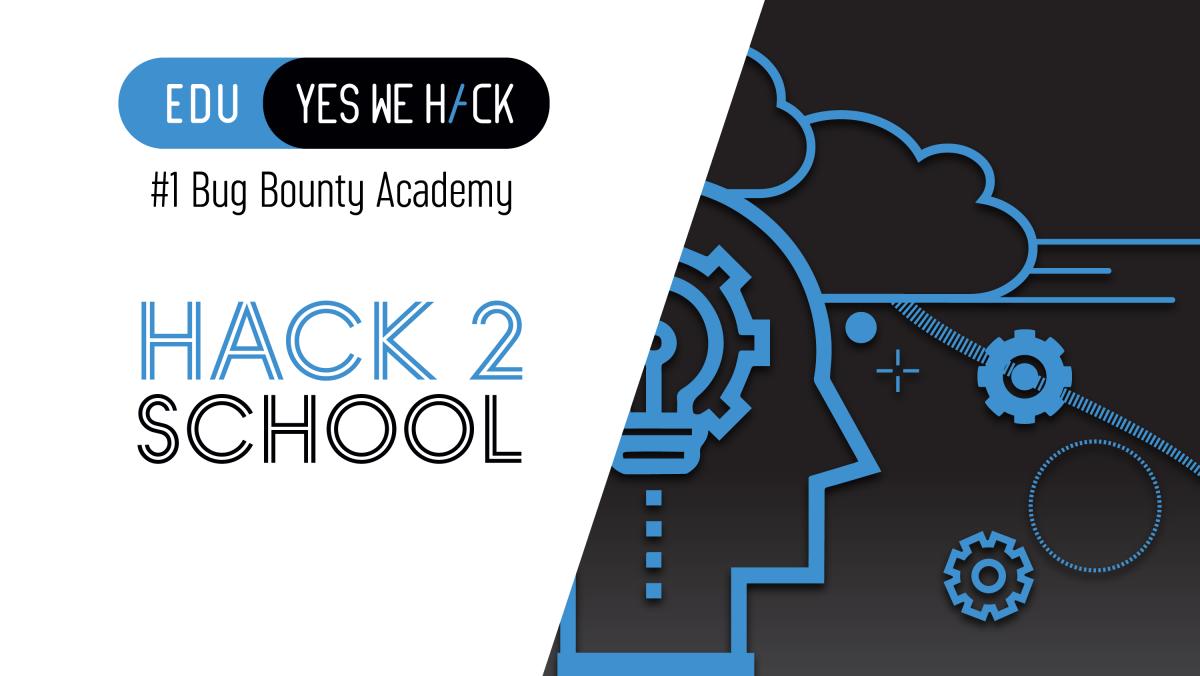 YesWeHack Edu bug bounty academy