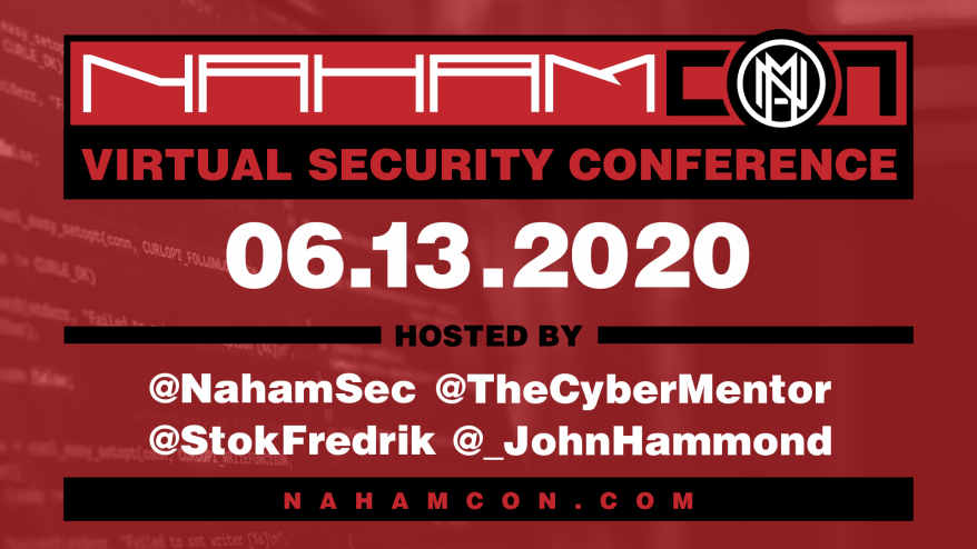 nahamcon virtual conference