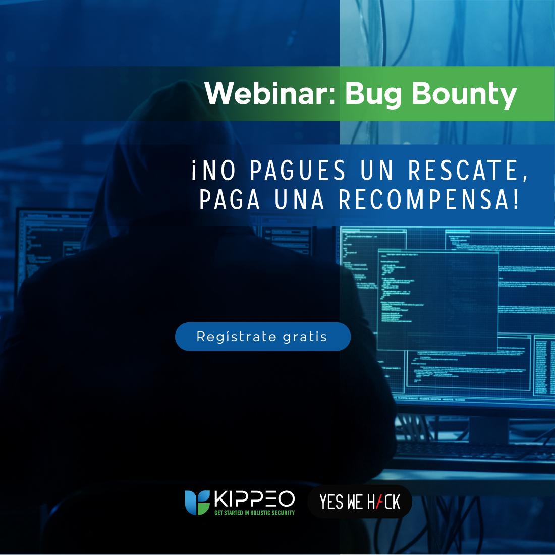 webinar : bug bounty Kippeo and yeswehack
