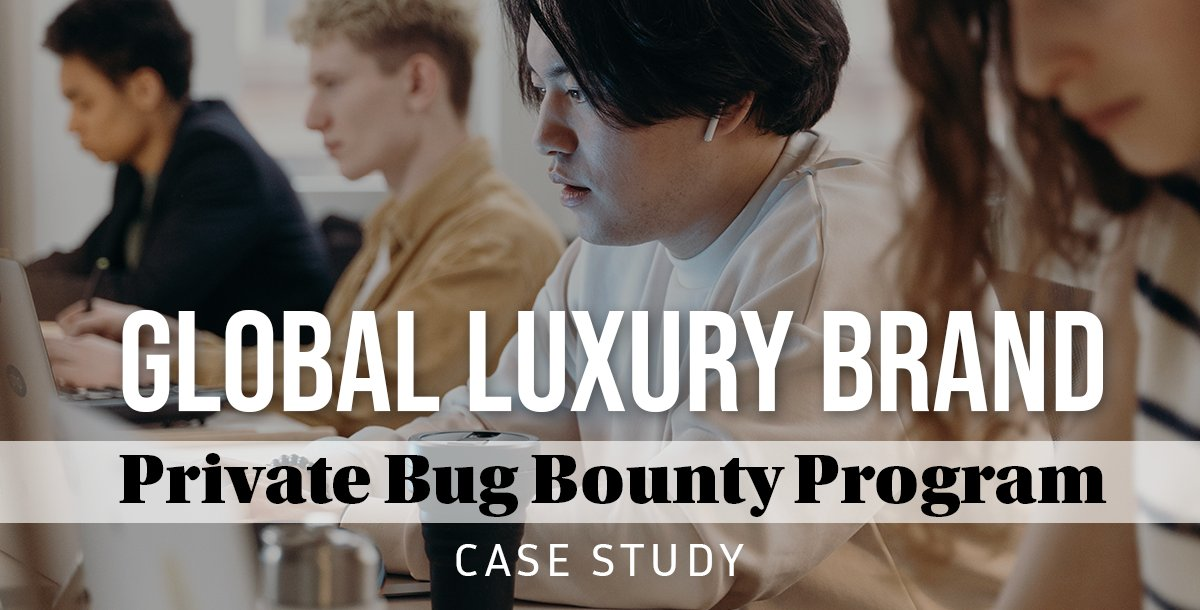 Download case study : global luxury brand