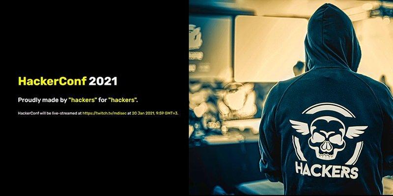 hackerconf 2021 and yeswehack