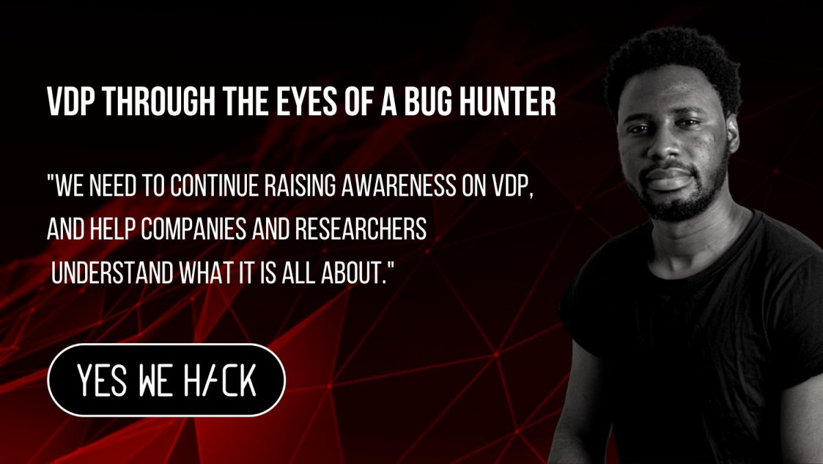 VDP through the eyes of a bug hunter