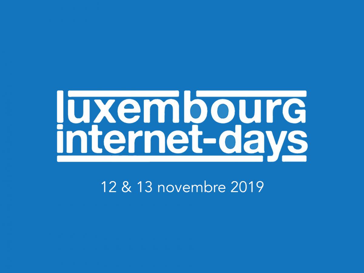 Luxembourg Internet Day 12 & 13 novembre 2019