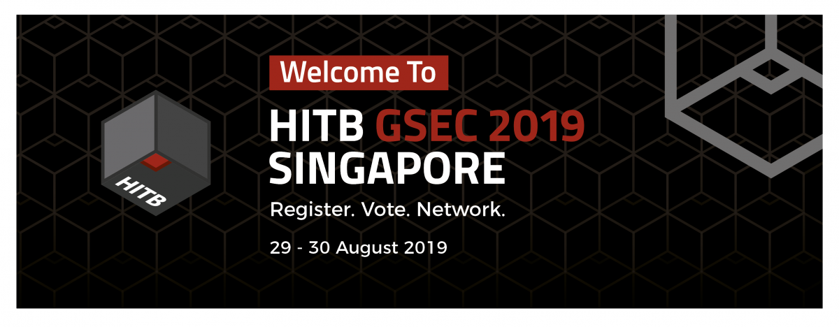 YesWeHack at HITB GSEC SINGAPORE