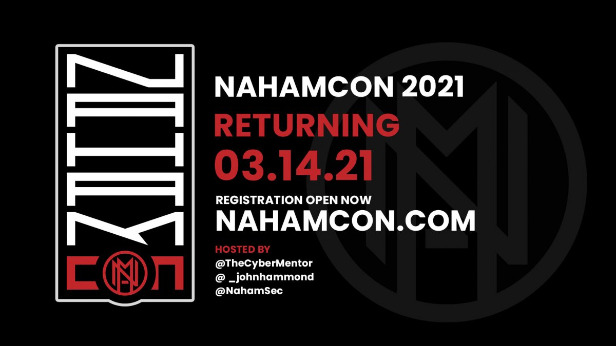 Nahamcon.com and yeswehack