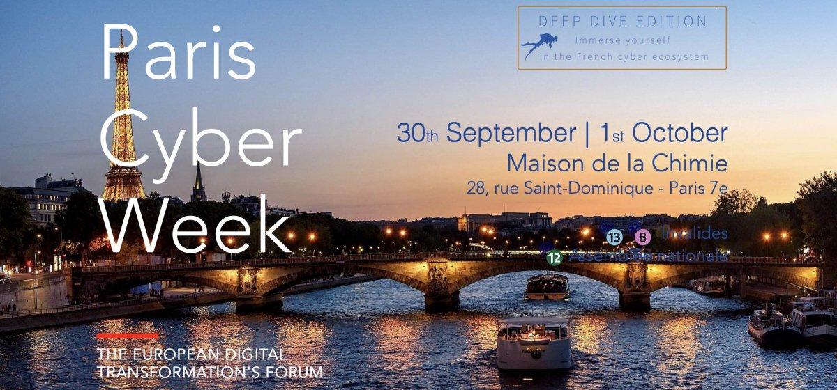 Paris cyber week & YesWeHack
