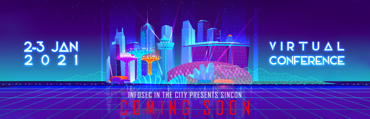 infosec in the city presents sincon - coming soon