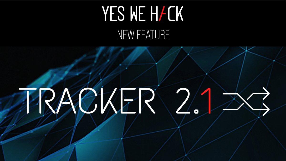 yeswehack tracker 2.1