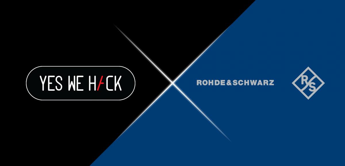 YesWeHack et Rohde & schwarz