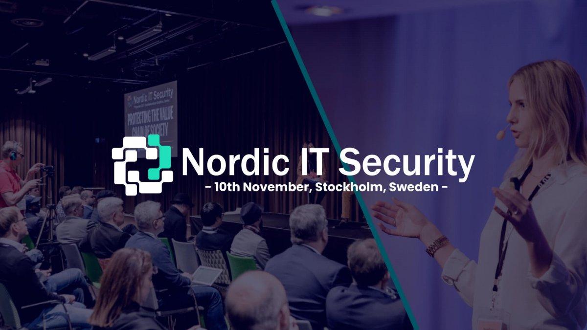 Nordic IT Security Sweden 2020