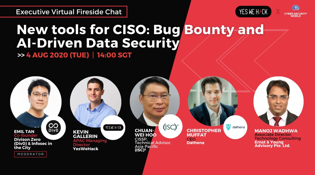Webinar new tools for CISO