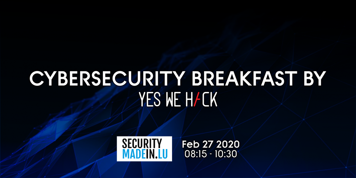 cybersecurity breakfast 2020