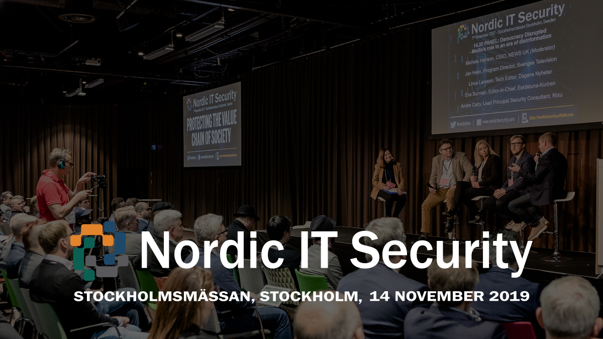Join YesWeHack at Nordic IT Security