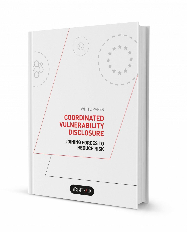 Coordinated Vulnerability Disclosure White Paper